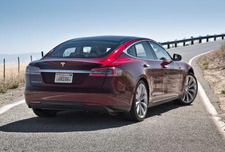 Tesla S (2012-2016)