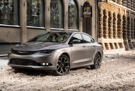 Chrysler 200 2017