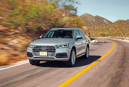 Audi Q5 2018 : Toujours aussi populaire