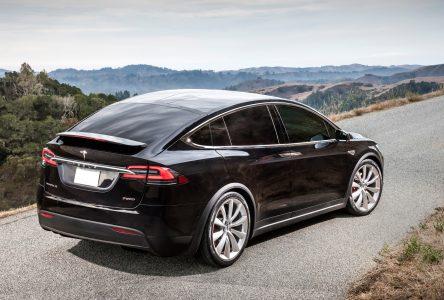 Tesla Modèle X 2017