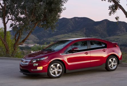 Chevrolet Volt (2012-2016)