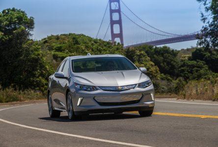 Chevrolet Volt 2018: Choix judicieux