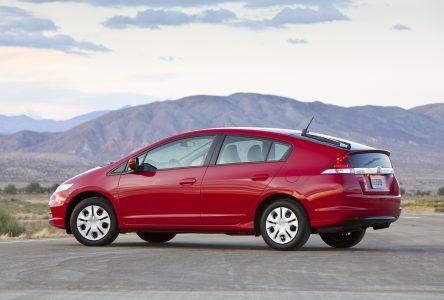 Honda Insight (2011-2012)