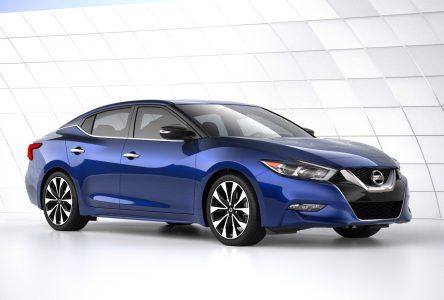 Nissan Maxima (2011-2016)