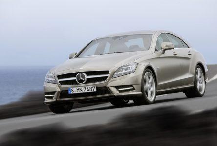 Mercedes-Benz Classe CLS (2011-2016)