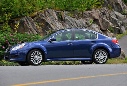 Subaru Legacy 2011-2016