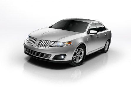 Lincoln MKS  (2011 à 2016)