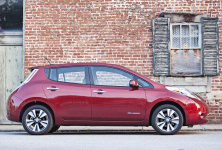 Nissan Leaf (2012-2016)