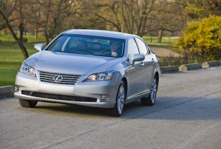 Lexus ES (2011-2016)