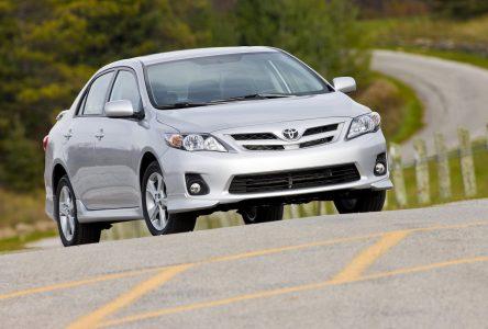 Toyota Corolla 2011-2016