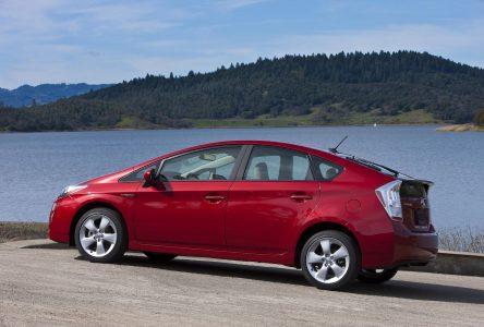 Toyota Prius (2011-2016)