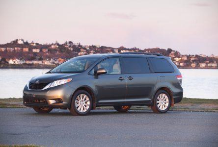 Toyota Sienna (2011-2016)