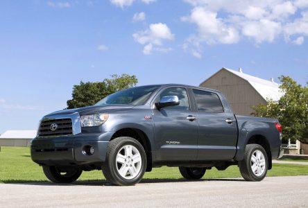 Toyota Tundra (2011 à 2016)