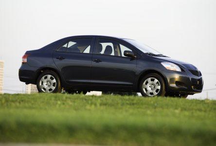 Toyota Yaris (2011-2016)