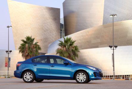 Mazda 3 (2011-2016)