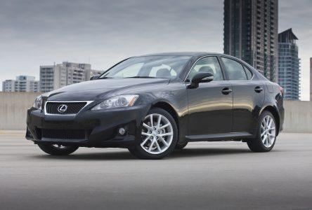 Lexus IS (2011-2016)
