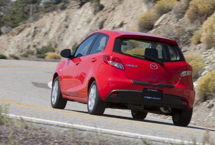 Mazda 2 (2011-2014)
