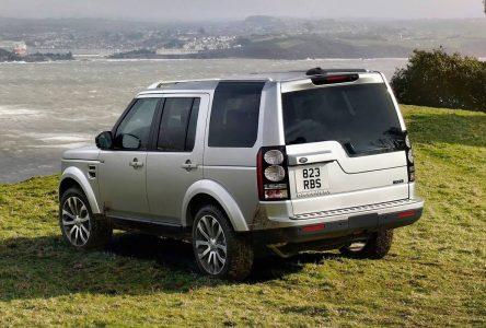 Land Rover LR3/LR4 ( 2011-2015)