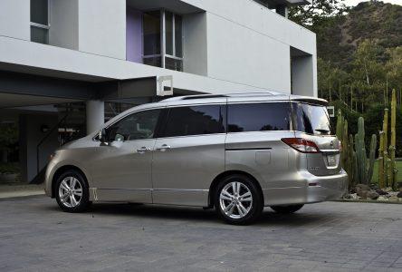 Nissan Quest (2011-2014)