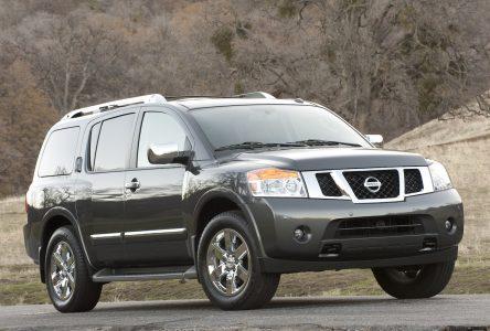 Nissan Armada (2012-2016)