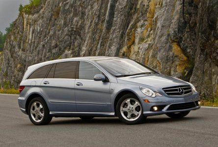 Mercedes-Benz Classe R (2011-2012)