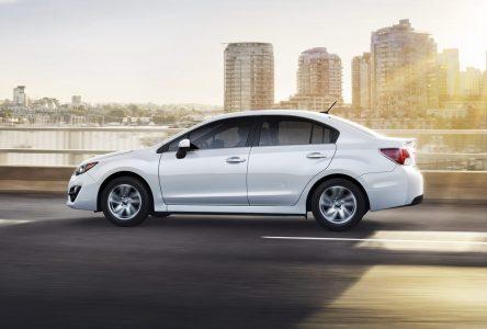 Subaru Impreza (2011-2016)