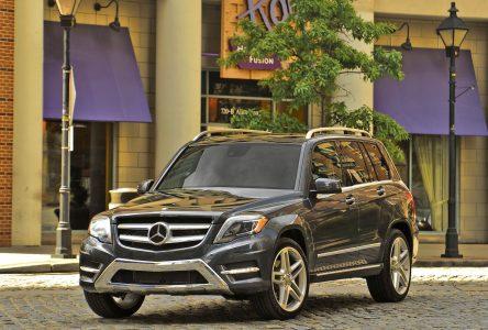 Mercedes-Benz GLK (2011-2015)