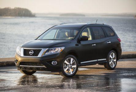 Nissan Pathfinder (2011-2016)