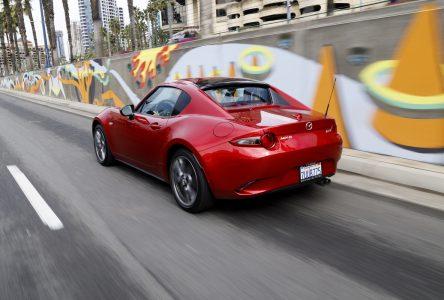 Mazda MX-5 2018 – Juste du bonheur