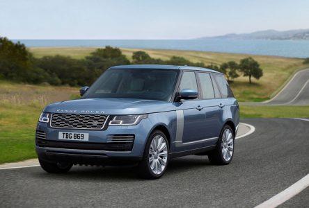 Land Rover Range Rover 2018 – Grandiose