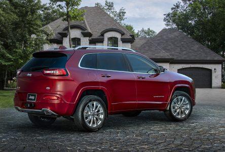 Jeep Cherokee 2018 – Tradition