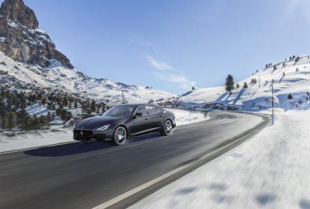 Maserati Quattroporte 2018 – Le luxe vu autrement