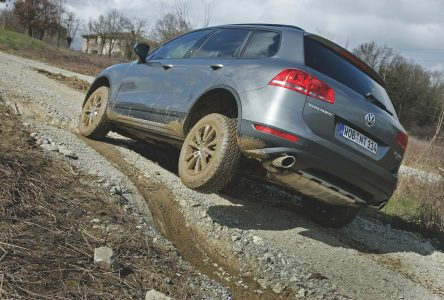 VW Touareg (2011 à 2016)