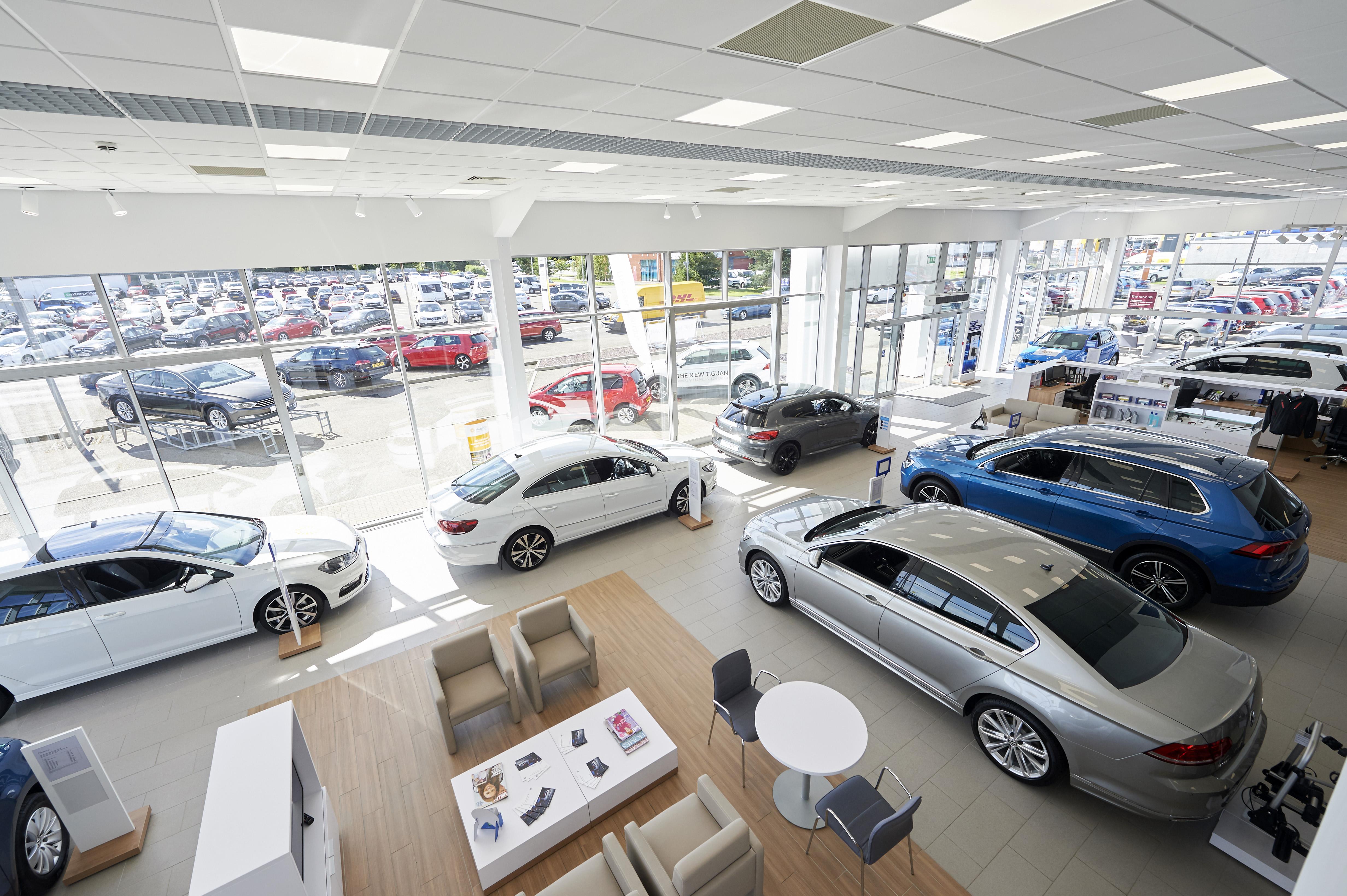 C'est le temps d'acheter une voiture neuve