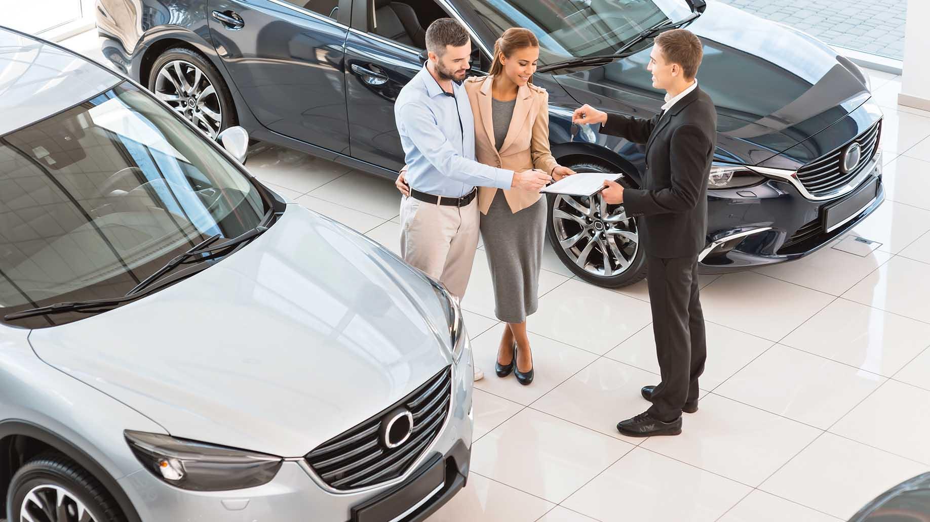 Préparez votre achat automobile en 3 temps