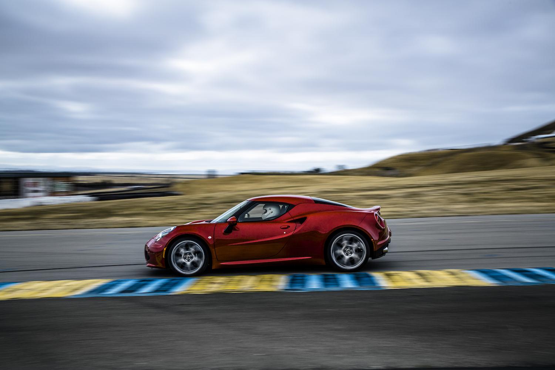 L'Alfa Roméo 4C coupé n'est plus