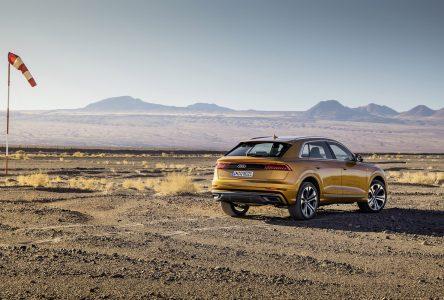 Audi Q8 – Un peu de sexy chez Audi