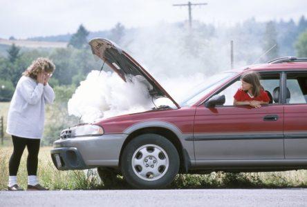 Votre voiture aussi a chaud