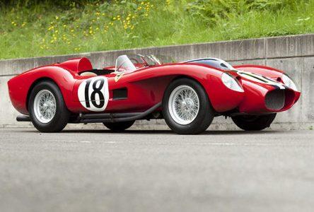 Plus de 16 millions pour une Ferrari