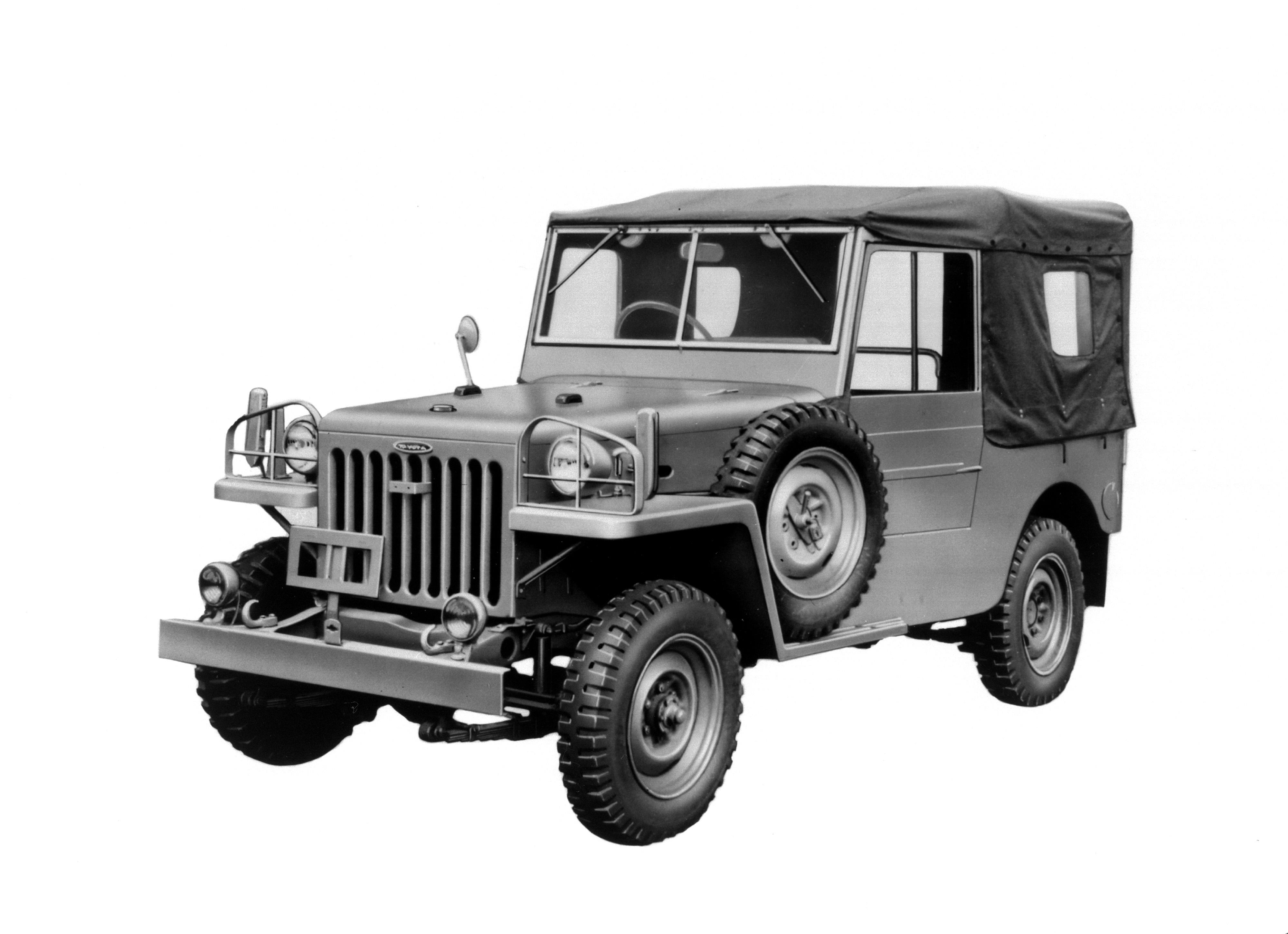 28 août 1937 - Toyota débute sa production automobile — L'annuel de l'automobile