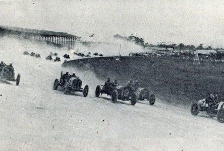 Indianapolis voit le jour en 1909