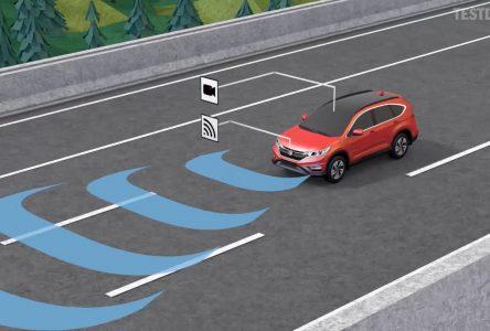 Les aides à la conduite électronique