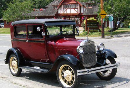 27 octobre 1927 – Début de la production de la Ford modèle A