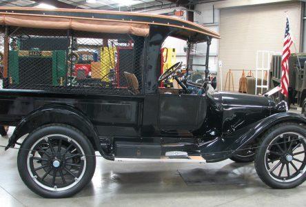 25 octobre 1917- Début de la production des camions Dodge