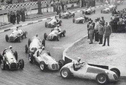 2 octobre 1947 – Naissance de la Formule 1