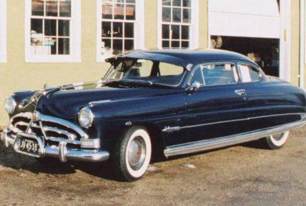 29 octobre 1954 – Production de la dernière voiture Hudson