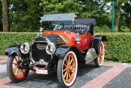 26 octobre 1909 – General Motors achète Cartercar