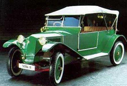 28 octobre 1918 – La compagnie Tatra aurait 100 ans