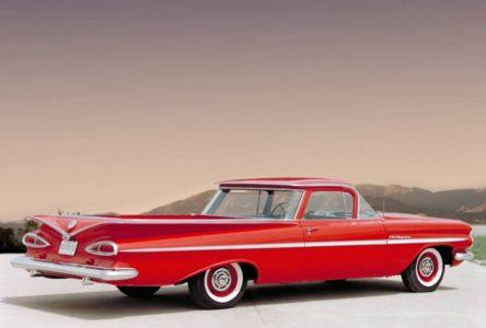 16 octobre 1958– Chevrolet présente le El Camino