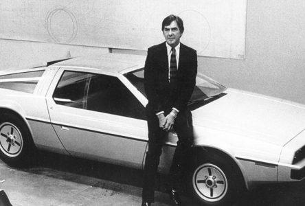 19 octobre 1982 – John Delorean est arrêté pour trafic de drogue
